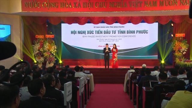 Thủ tướng Nguyễn Xuân Phúc dự Hội nghị Xúc tiến đầu tư tỉnh Bình Phước