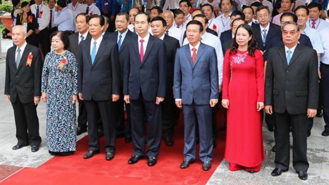 Kỷ niệm 130 năm Ngày sinh Chủ tịch Tôn Đức Thắng (20/8/1888 - 20-8-2018)