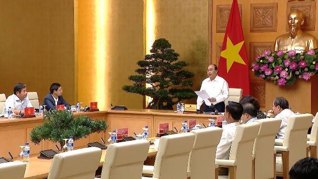 Thủ tướng yêu cầu Tổ tư vấn kinh tế cần chủ động phân tích tình hình kinh tế trong nước và thế giới