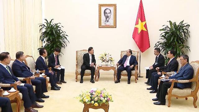 Thủ tướng tiếp Tổng lãnh sự danh dự Việt Nam tại khu vực Busan-Gyeongnam, Hàn Quốc