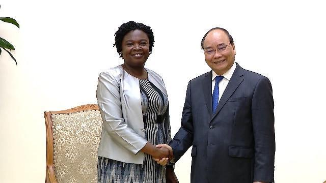 Thủ tướng Chính phủ tiếp Phó Chủ tịch phụ trách khu vực Đông Á và Thái Bình Dương, Ngân hàng Thế giớ