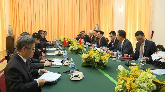 Phiên họp lần thứ 11, Ủy ban Chỉ đạo hợp tác song phương Việt Nam - Trung Quốc