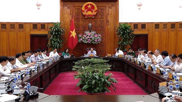 Thủ tướng làm việc với lãnh đạo tỉnh Lạng Sơn