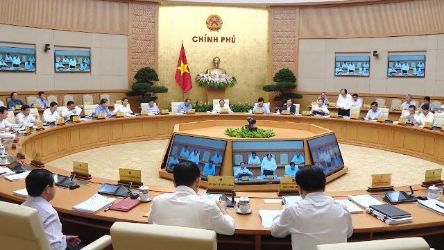 Thủ tướng chủ trì phiên họp Chính phủ thường kỳ tháng 9