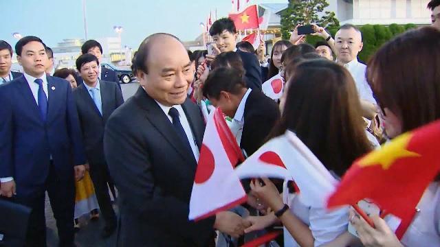Thủ tướng dự Hội nghị Cấp cao Hợp tác Mekong - Nhật Bản lần thứ 10
