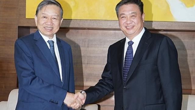 Bộ trưởng Tô Lâm thăm và làm việc tại tỉnh Quảng Đông, Trung Quốc
