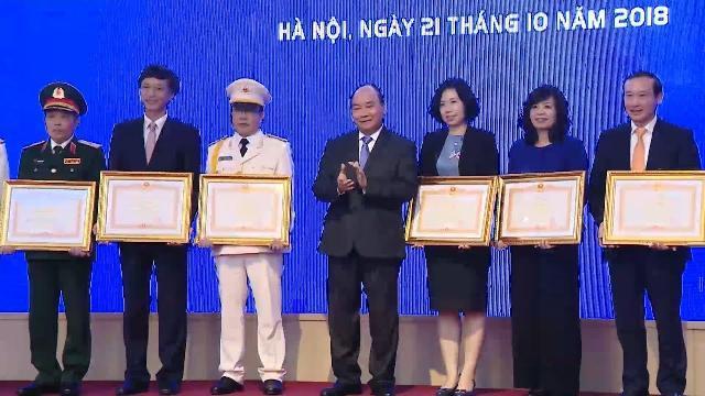 Thủ tướng dự Hội nghị tổng kết Diễn đàn kinh tế thế giới về ASEAN 2018