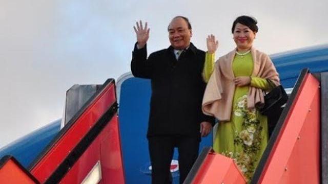 Thủ tướng bắt đầu tham dự P4G và thăm chính thức Vương quốc Đan Mạch