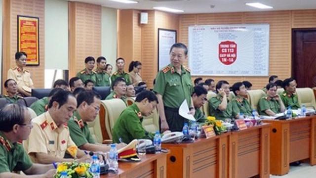 Phát huy hiệu quả Trung tâm Thông tin chỉ huy Công an TP. Hà Nội