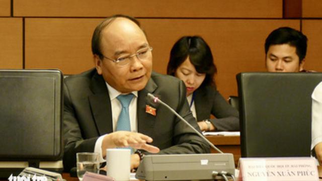Thủ tướng nói về vai trò các thành phần kinh tế