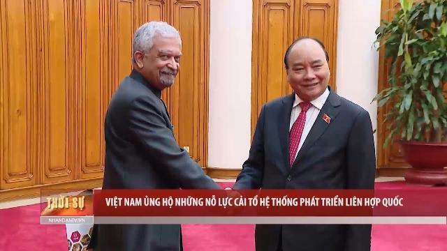 Việt Nam ủng hộ những nỗ lực cải tổ hệ thống phát triển Liên hợp quốc