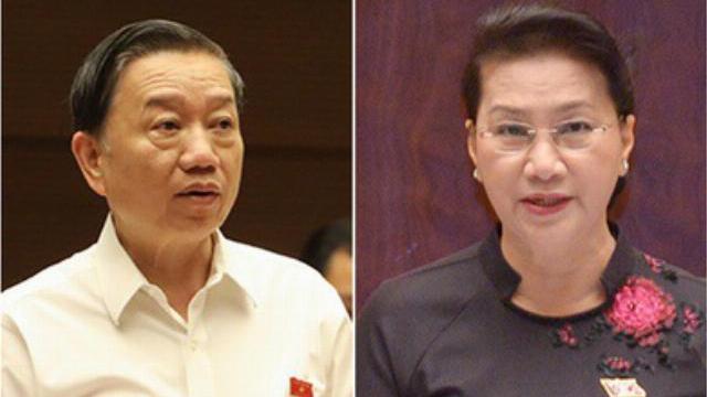 Bộ trưởng Công an Tô Lâm nói về vụ đổi 100 USD và chỉ đạo của Chủ tịch Quốc hội Nguyễn Thị Kim Ngân