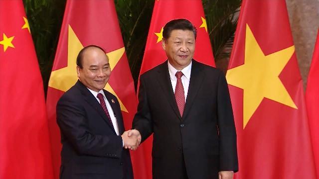 Thủ tướng hội kiến Tổng Bí thư, Chủ tịch nước Trung Quốc