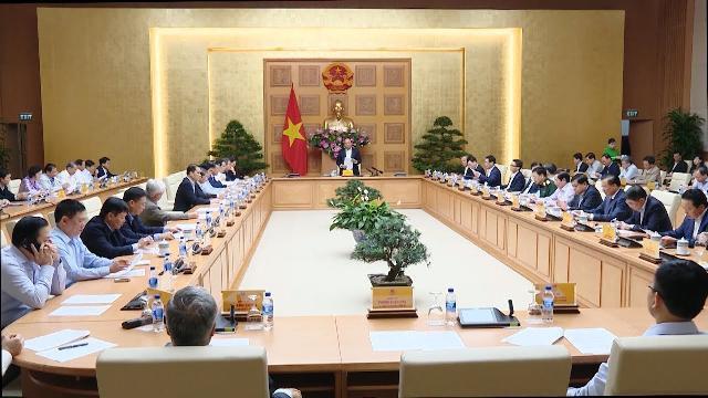 Thủ tướng chủ trì phiên họp lần thứ nhất Tiểu ban kinh tế - xã hội
