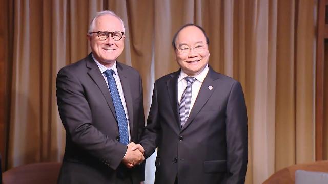 Thủ tướng Nguyễn Xuân Phúc tham dự Hội nghị Cấp cao ASEAN lần thứ 33