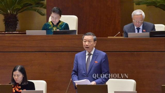 Quốc hội thảo luận dự án Luật Thi hành án hình sự