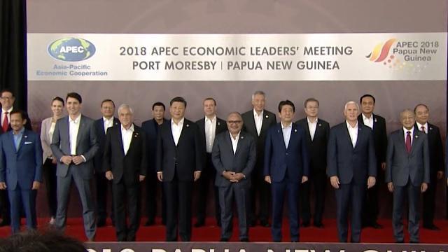 Thủ tướng Nguyễn Xuân Phúc dự Hội nghị cấp cao Diễn đàn APEC 26