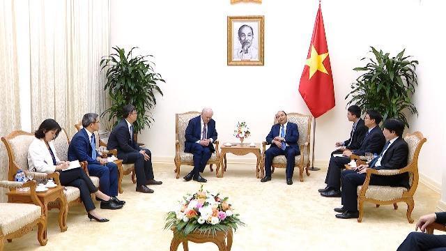 Thủ tướng tiếp Giám đốc chương trình Việt Nam tại Đại học Harvard
