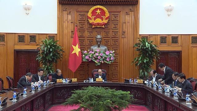 Thủ tướng chủ trì phiên họp Thường trực Tiểu ban Kinh tế - xã hội