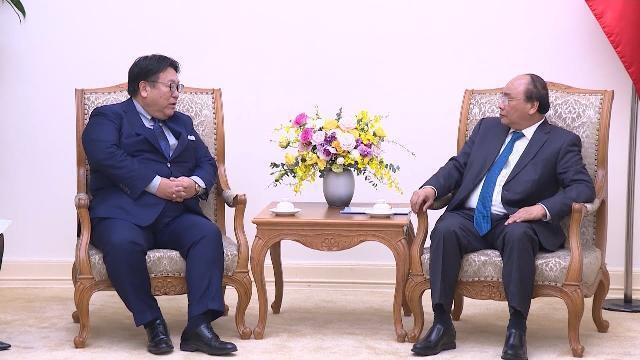 Thủ tướng tiếp Phó Chủ tịch kiêm Giám đốc Điều hành Công ty Honda