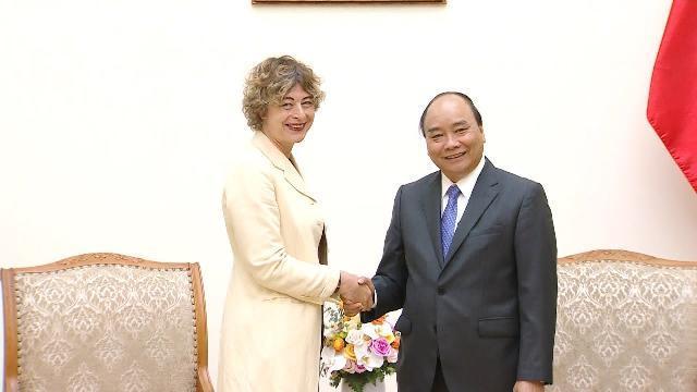 Thủ tướng Nguyễn Xuân Phúc tiếp Đại sứ Hà Lan