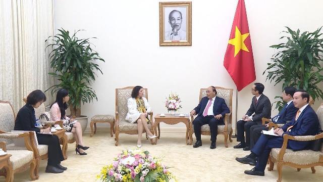 Thủ tướng tiếp Đại sứ Cộng hòa Đông Uruguay tại Việt Nam