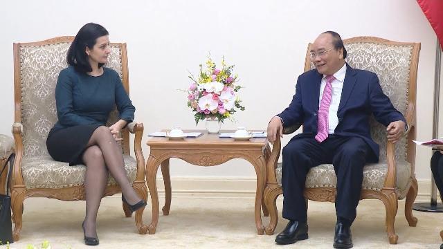 Thủ tướng tiếp Đại sứ Bulgaria tại Việt Nam