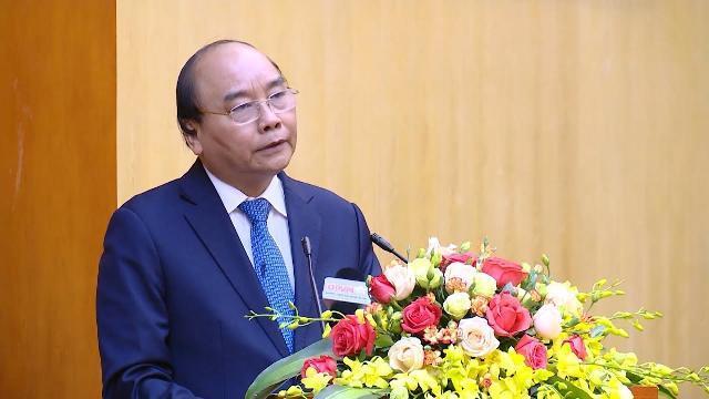 Thủ tướng chủ trì Hội nghị xây dựng khu vực phòng thủ vững chắc trong tình hình mới