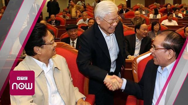 Ban Bí thư gặp mặt cán bộ cấp cao nghỉ hưu