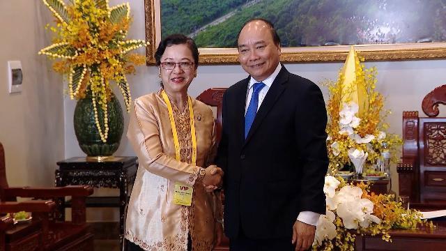 Thủ tướng tiếp Phó Tổng Thư ký Liên hợp quốc