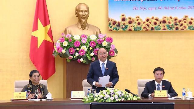 Thủ tướng gặp mặt Nhóm đại biểu Quốc hội trẻ