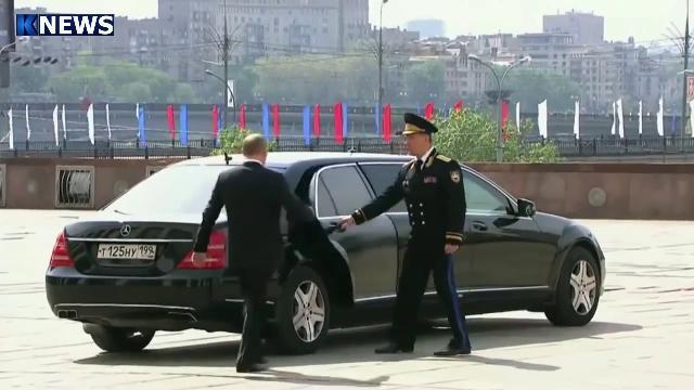 Phong cách Putin Test