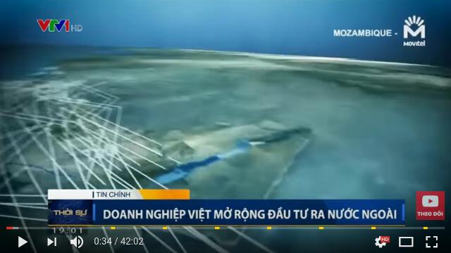 Thời sự VTV1 19h ngày 2/2/2017 - Doanh nghiệp Việt mở rộng đầu tư ra nước ngoài