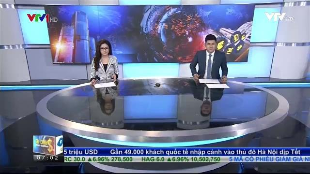 Tài chính kinh doanh sáng - 03/02/2017 - Người Việt chi 330.000 tỷ trong tết; 9.000 doanh nghiệp thành lập trong tháng 1