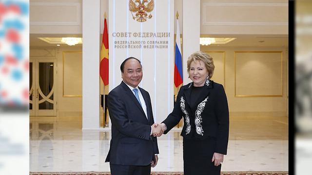 Việt Nam – Nga tăng cường hợp tác kinh tế, thương mại