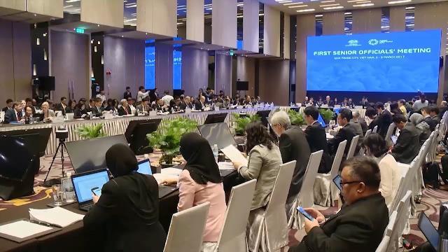Khai mạc Hội nghị lần thứ nhất quan chức cao cấp APEC 2017