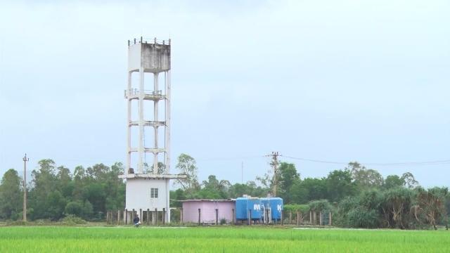 Làm rõ trách nhiệm cá nhân đối với công trình cấp nước gần chục tỷ đồng bỏ hoang ở Quảng Nam