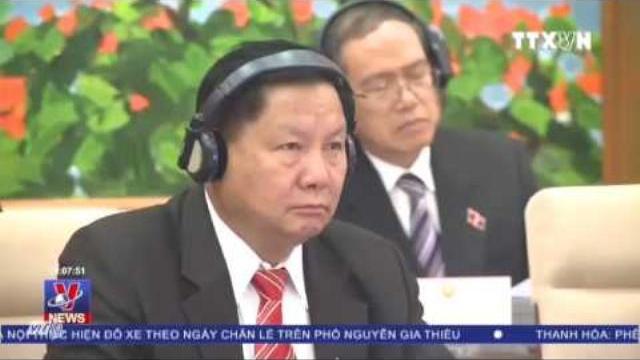 Sắp xây dựng đường cao tốc nối Việt Nam và Lào