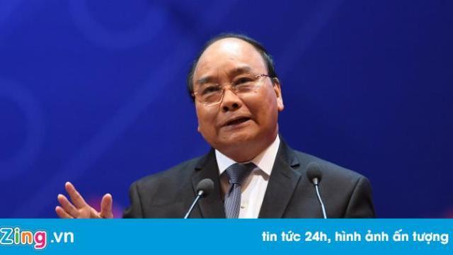 Thủ tướng Nguyễn Xuân Phúc gửi 'món quà' đầu tiên đến doanh nghiệp