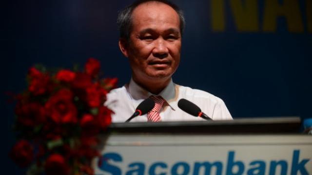 Ông Dương Công Minh được bầu làm chủ tịch HĐQT Sacombank