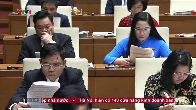 Chính phủ báo cáo Quốc hội về Kinh tế Xã hội