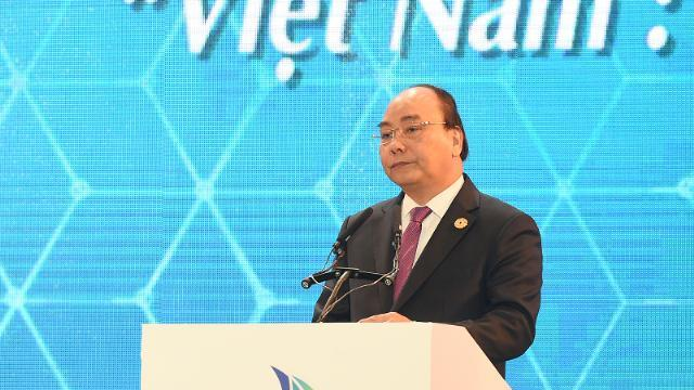 Thông điệp của Thủ tướng tại thượng đỉnh kinh doanh Việt Nam