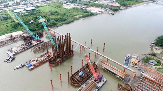 Dự án chống ngập 10.000 tỷ dùng thép Trung Quốc
