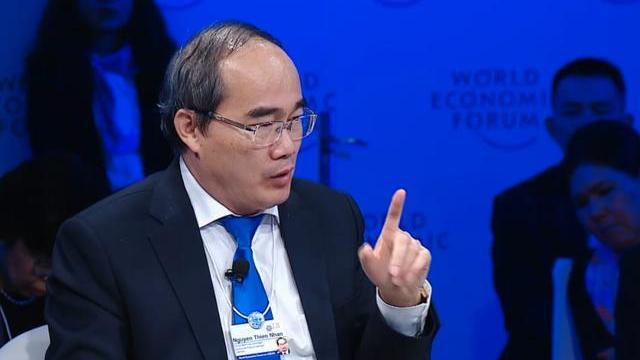 Bí thư Nguyễn Thiện Nhân nói về 'thành phố thông minh'