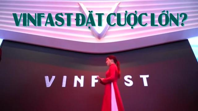 Hãng thông tấn Anh: VinFast đang đặt cược lớn vào kế hoạch 'rất tham vọng'