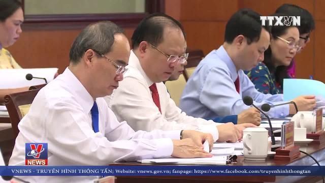 Hội đồng nhân dân TP Hồ Chí Minh họp bất thường
