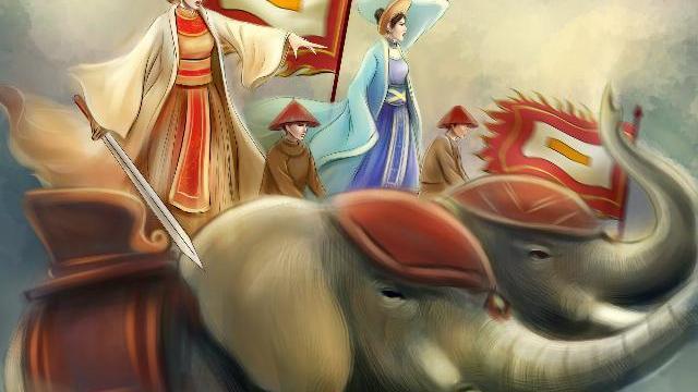 Rạng ngời trang sử Việt | Hai Bà Trưng | Tập 6