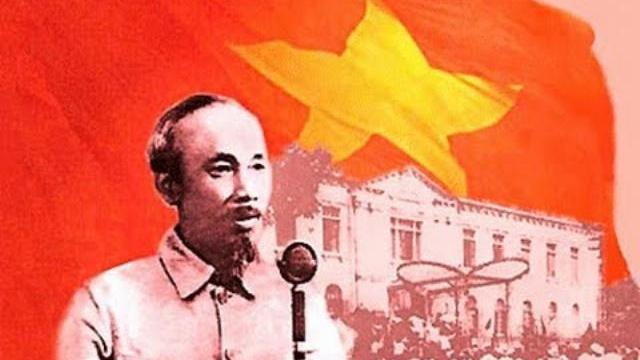 Bản tuyên ngôn Độc lập khai sinh nước CHXHCN Việt Nam