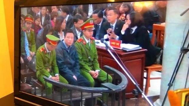 """Phiên tòa """"đông kỷ lục"""" xử Hà Văn Thắm cùng đồng bọn"""