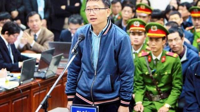 Luật sư đề nghị đổi tội danh cho Trịnh Xuân Thanh